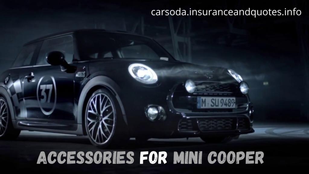 Accessories for Mini Cooper