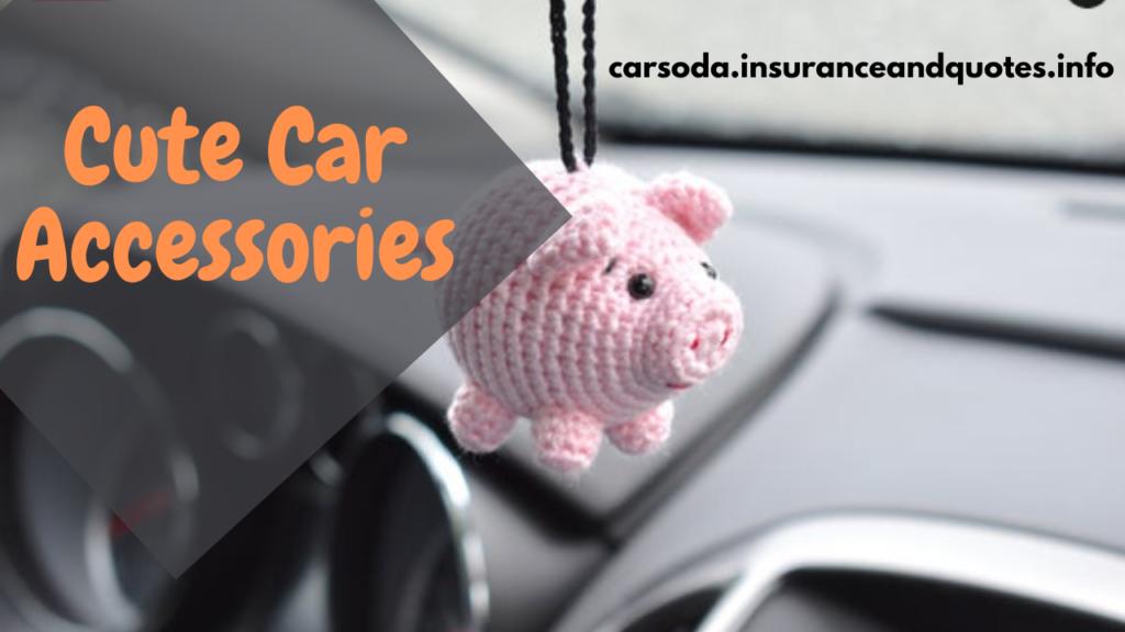 Cute Car Accessories