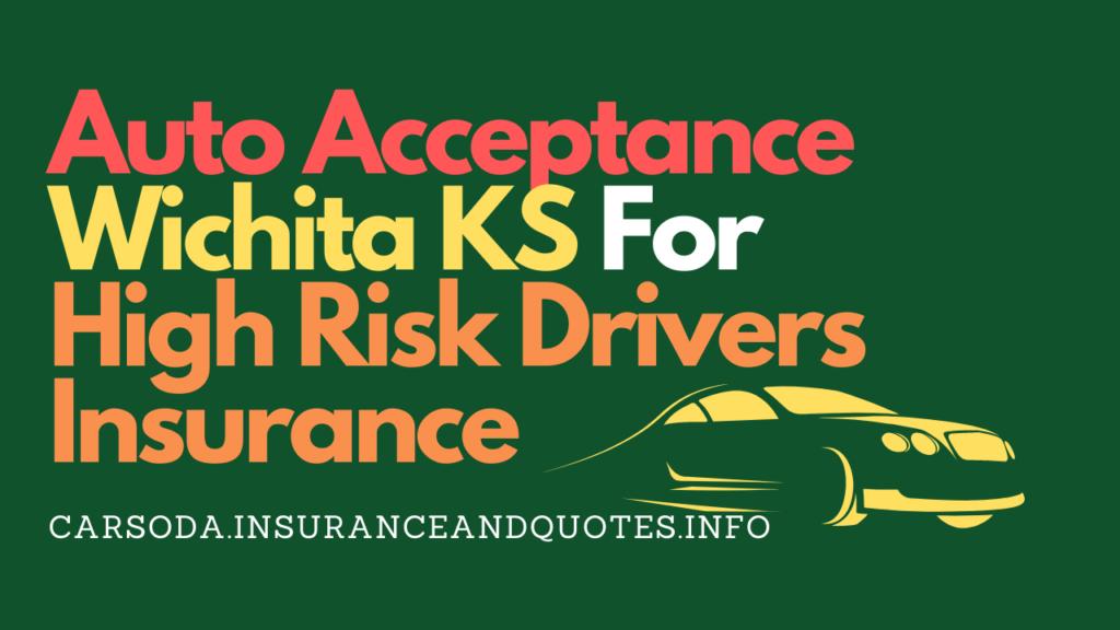 High Risk Drivers Insurance